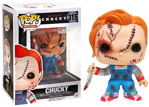 Funko Childs Play Bride Of Chucky Funko Pop Movies Chucky
