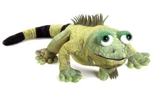 Ganz Webkinz Iguana Plush