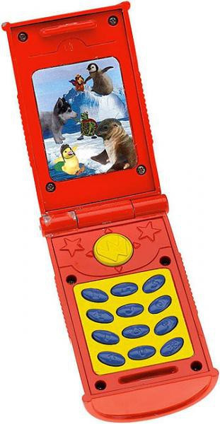Fisher Price Wonder Pets Chat & Save Can Phone Roleplay Toy