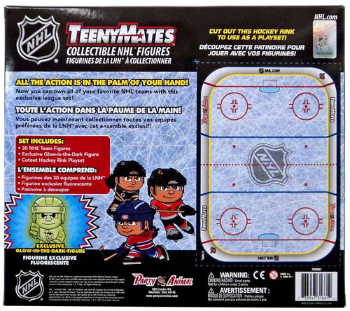 TeenyMates NHL Series 1 Complete League Set