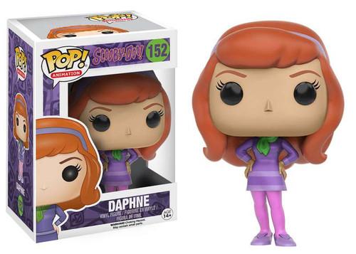 FUNKO INC. Scooby Doo Funko POP Animation Daphne Vinyl Fi...
