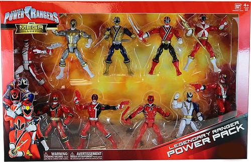 Bandai Power Rangers The Mega Collection Legendary Ranger...