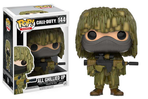 FUNKO INC. Call of Duty Funko POP Games All Ghilled Up Vi...