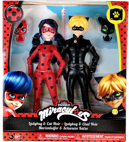 Bandai Zag Heroez Miraculous: Tales of Ladybug & Cat Noir...