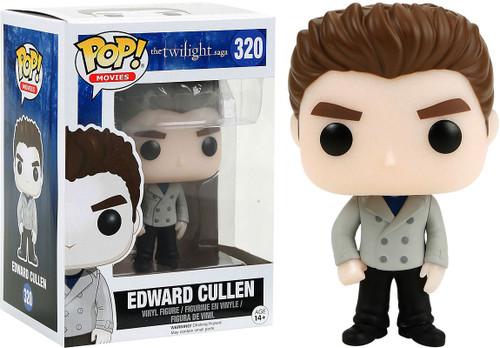 FUNKO INC. Twilight Funko POP Movies Edward Cullen Exclus...