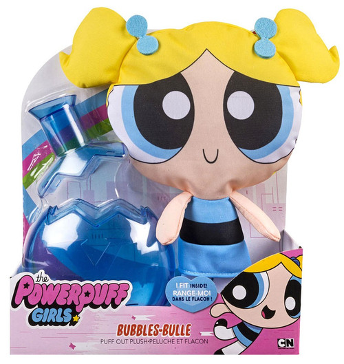 Spin Master The Powerpuff Girls Bubbles Puff Out Plush