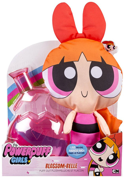 Spin Master The Powerpuff Girls Blossom Puff Out Plush