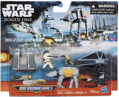 Hasbro Star Wars The Force Awakens Micro Machines Assault...
