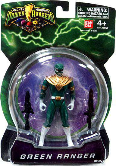 Best Power Ranger Toys And Action Figures : Power rangers mighty morphin green