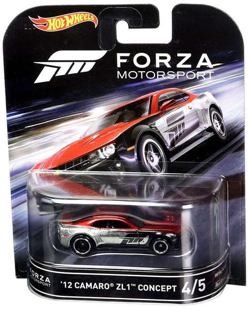 Hot Wheels Forza Motorsport '12 Camaro ZL1 Concept Diecas...