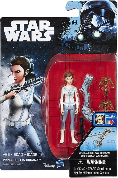 Hasbro Star Wars Rebels Princess Leia Organa Action Figur...