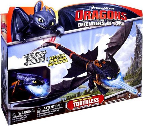 How to Train Your Dragon Dragons Defenders of Berk Toothl...