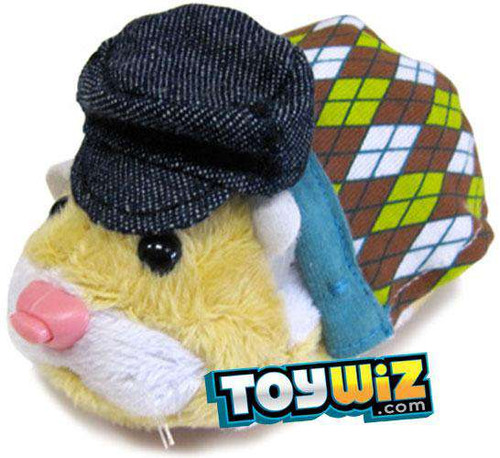 Zhu Zhu Pets Series 2 Hamster Outfit Argyle Sweater & Hat...