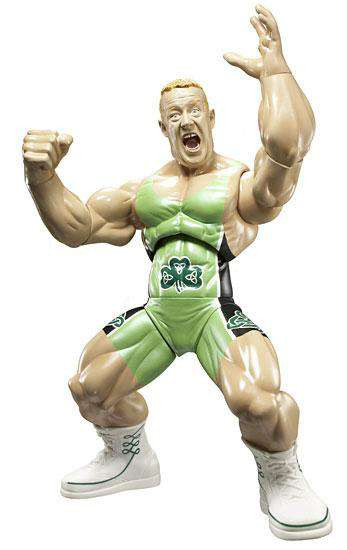 WWE Wrestling Ring Giants Series 11 Finlay Action Figure ...