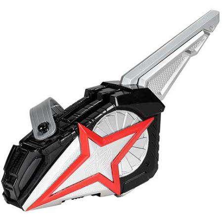Power Rangers Ninja Steel Sword Star Shooter Roleplay Toy