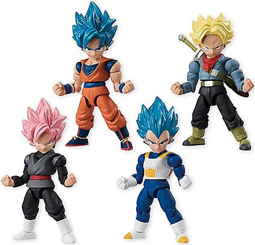 Dragon Ball Toys : Dragon ball z super action trunks goku