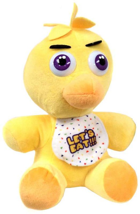 Five Nights at Freddy's Chica 10-Inch Plush [Sitting]
