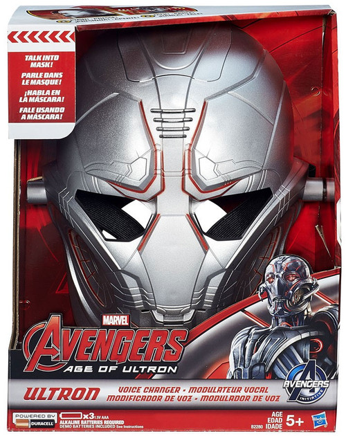 Hasbro Marvel Avengers Age of Ultron Ultron Voice Changer...