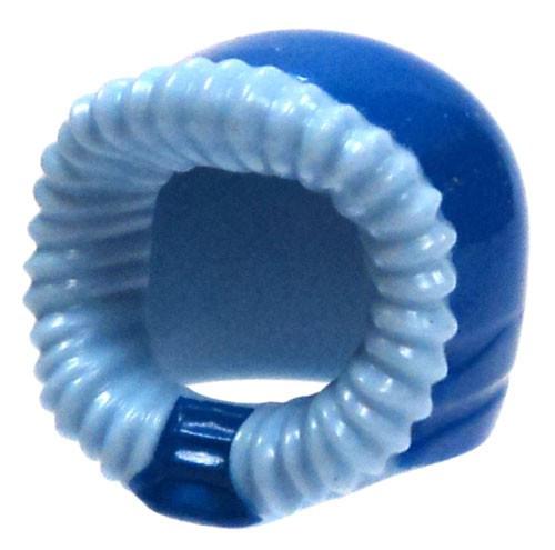 Lego Bright Light Blue Fur-Lined Hood [Loose]