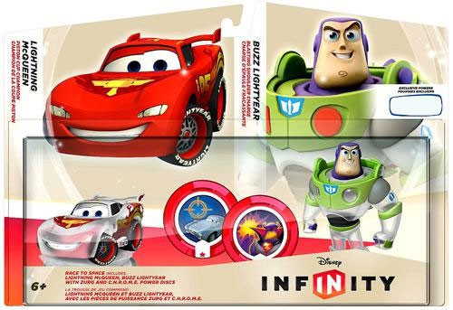 Disney Cars Disney Infinity Race to Space Exclusive Game ...