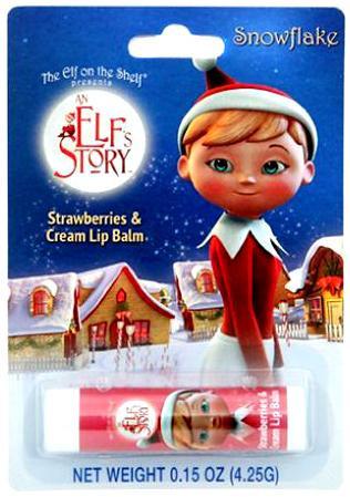 Boston America The Elf on the Shelf Snowflake's Strawberr...