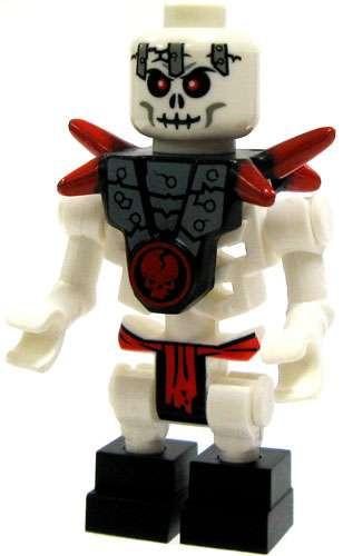 LEGO Ninjago Frakjaw Minifigure