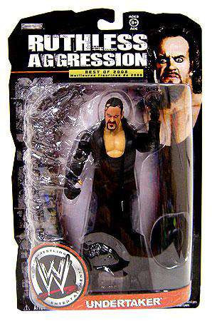 WWE Wrestling Ruthless Aggression Best of 2008 Series 1 U...