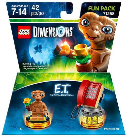 Warner Bros Interactive LEGO Dimensions E.T. ET & Phone H...