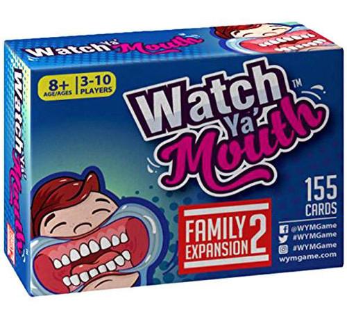 Watch Ya Mouth Family Expansion #2 [Blue Box]