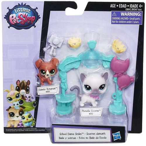 Hasbro Littlest Pet Shop School Dance Smiles Playset [Dan...