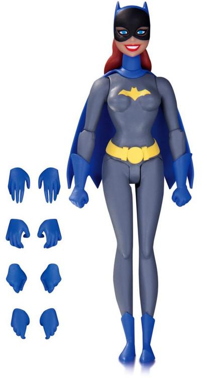 DC The Animated Series The New Batman Adventures Batgirl ...