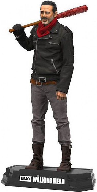 Mcfarlane Toys Walking Dead Color Tops Negan Action Figur...