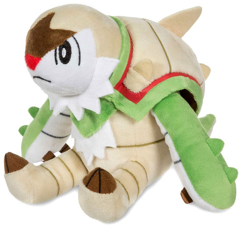 Pokemon Chesnaught Exclusive 7-Inch Plush [Large Size]