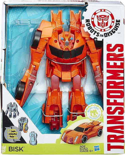 Hasbro Transformers Robots in Disguise Hyper Change Heroe...
