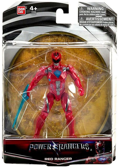 Power Rangers Movie Red Ranger Action Figure
