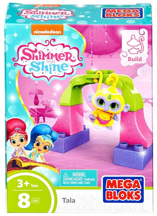 Mega Bloks Shimmer Shine Tala Set DXH05
