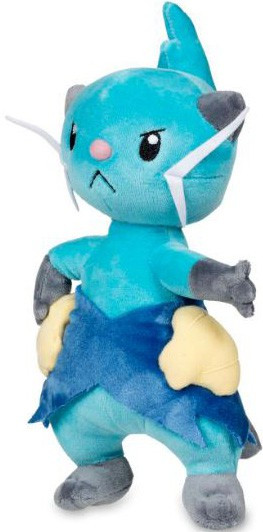 Nintendo Pokemon Dewott Exclusive 8.5-Inch Plush [Large S...
