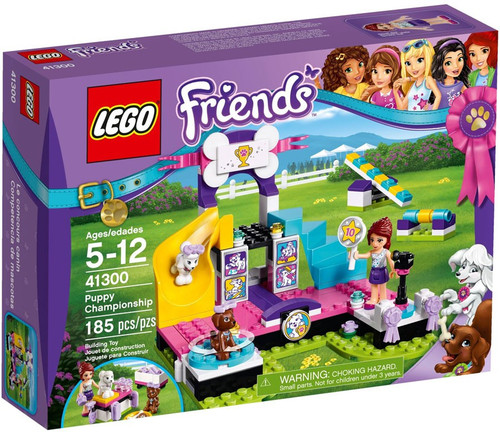 Lego Friends Puppy Championship Set #41300
