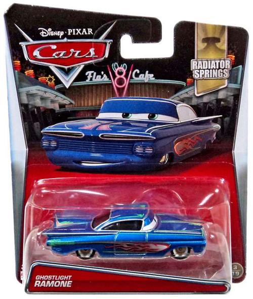 Disney Cars Radiator Springs Ghostlight Ramone Diecast Ca...