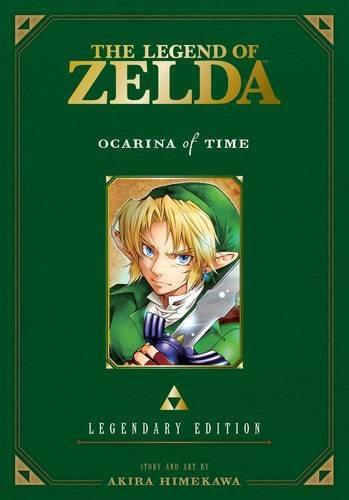 The Legend of Zelda Legendary Edition Ocarina of Time Par...