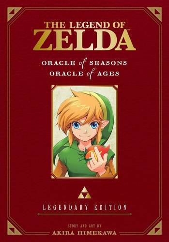 The Legend of Zelda Legendary Edition Oracle of Seasons a...