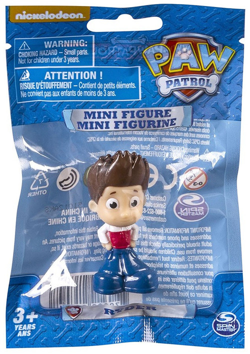 Spin Master Paw Patrol Ryder Mini Figure [Bagged]