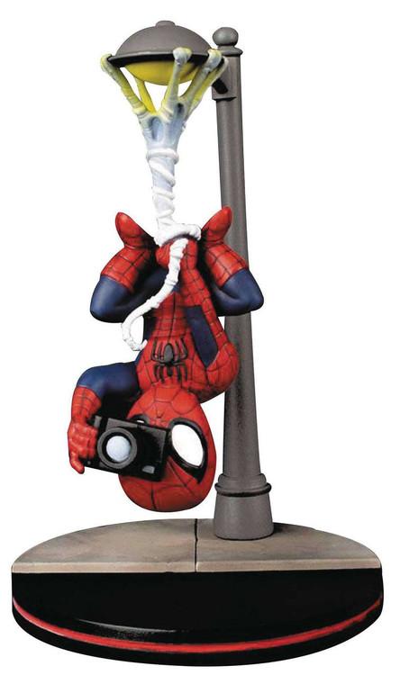 Quantum Mechanix Marvel Q-Fig Spider-Man Statue