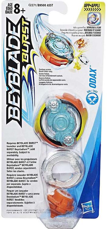 Hasbro Beyblade Burst Odax Single Top