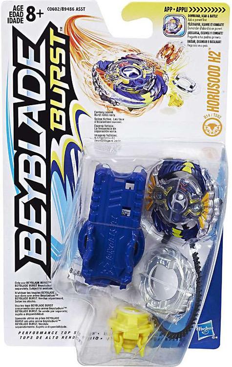 Hasbro Beyblade Burst Horusood H2 Starter Pack