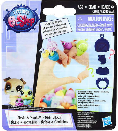 Littlest Pet Shop 2017 Series 1 Nests & Nooks Mystery Pack