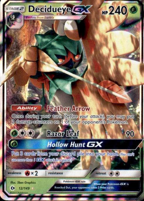 Pokemon Sun Moon Sun Moon Base Set Single Card Ultra Rare