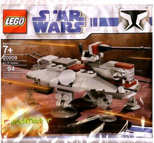 Lego Star Wars BrickMaster AT-TE Exclusive Mini Set #2000...