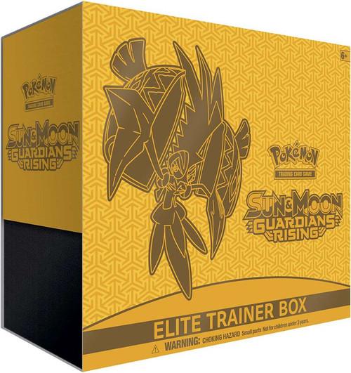 Pokemon Sun Moon Guardians Rising Tapu Koko Elite Trainer