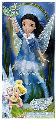 Jakks Disney Fairies Secret of the Wings Winter Fashion S...